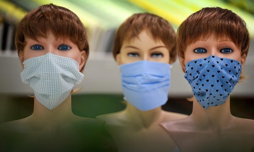 validità mascherine di stoffa